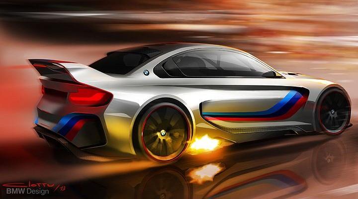 BMW también tiene su Vision Gran Turismo