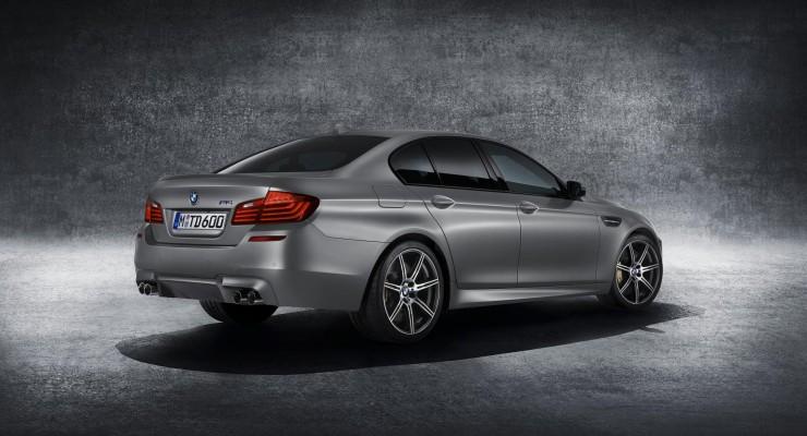 """El impresionante  BMW M5 """"30 JAHRE M5"""" ya tiene precio"""