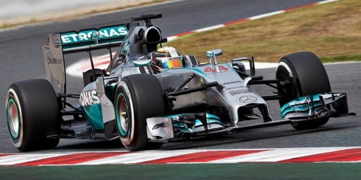 GP F1 España 2014: Más dominio de Mercedes