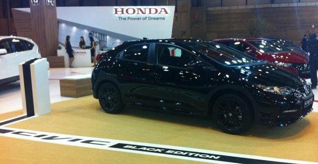 Honda Civic Black Edition Sport