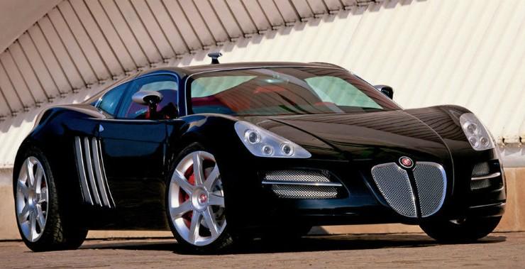 Jaguar BlackJag a la venta por 2,8 millones de €