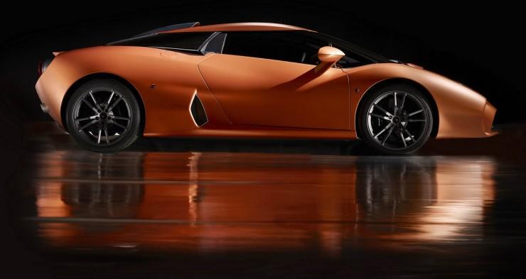 Lamborghini 5-95 de Zagato para Villa d'Este