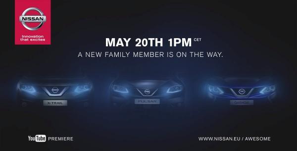 Nissan lanzará su nueva revelación para el segmento C en este Otoño
