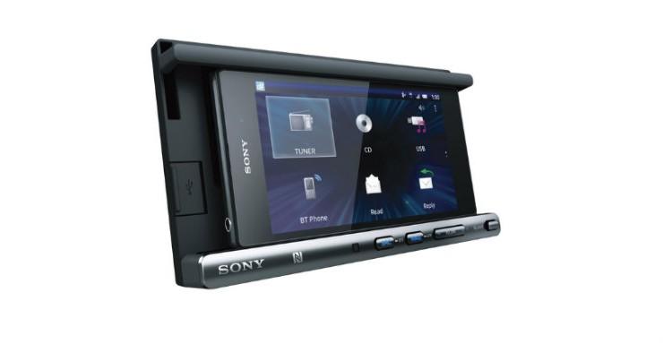 Sony gobernará el centro multimedia de tu coche