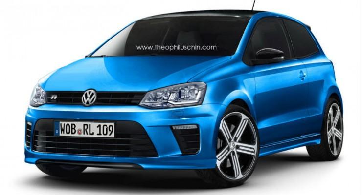 Volkswagen Polo R, así podría ser