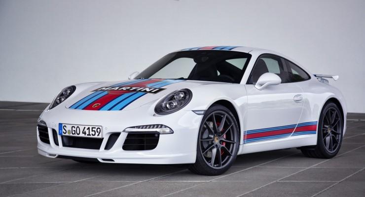 Porsche celebra su vuelta a la cúspide de Le Mans con el 911 Carrera S Martini Racing Edition