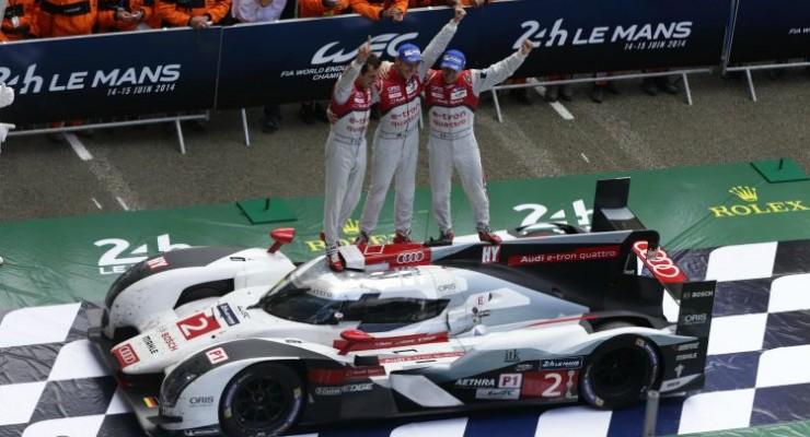 Le Mans 2014: Audi lo vuelve a hacer