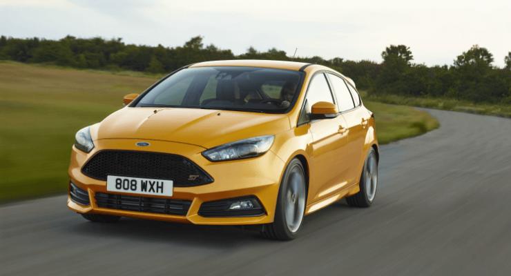Ford desvela el nuevo Focus ST