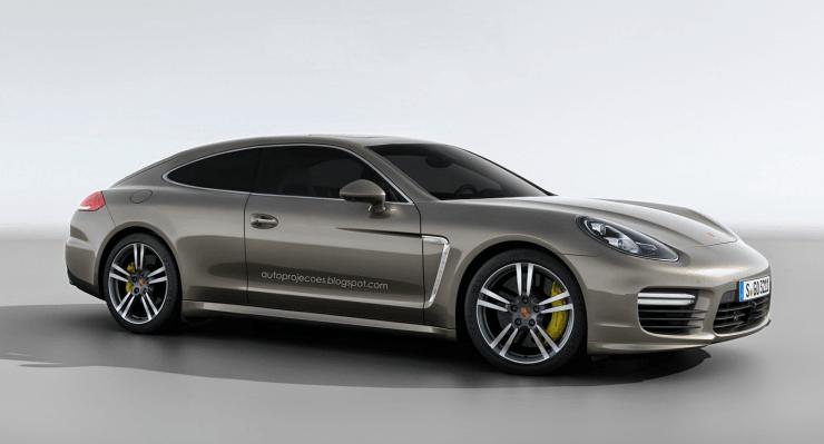 El Porsche Panamera Coupé se llama 911