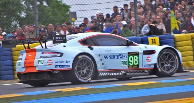 Aston Martin quiere competir con energía solar