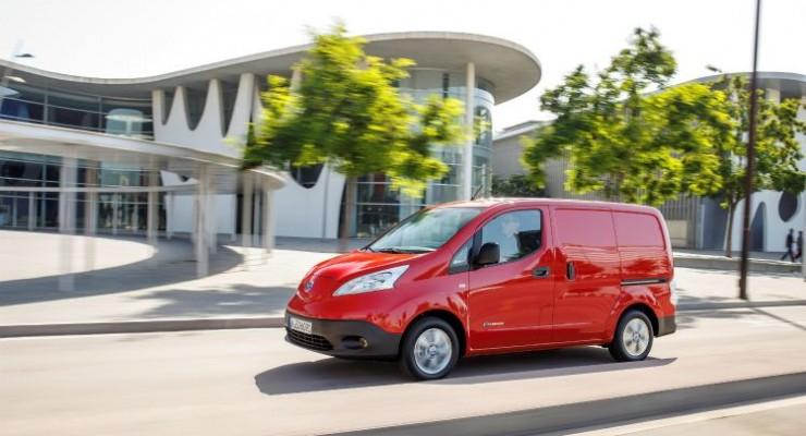 Nissan e-NV200: probada en el mundo real