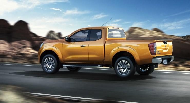 Así se presenta la nueva generación del Nissan Navara