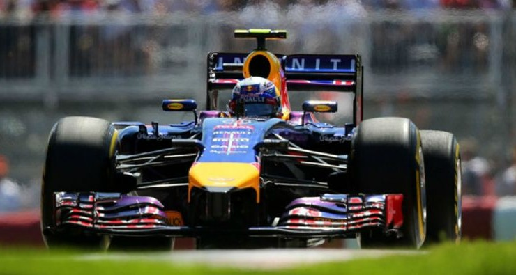 GP F1 Canadá 2014: Ricciardo despierta