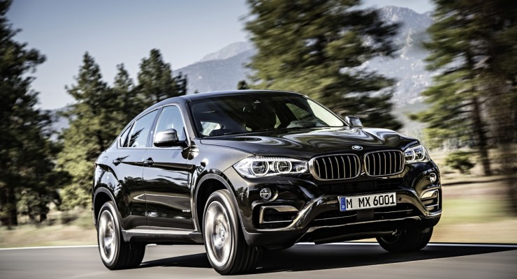 BMW le da un ligero repaso al X6