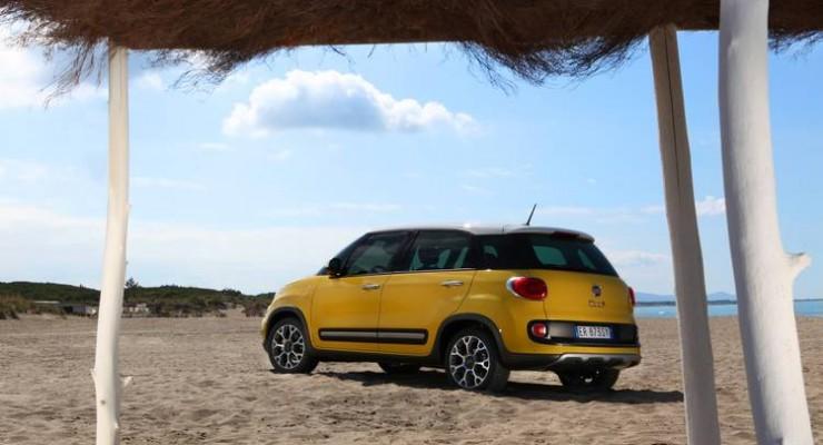 Nuevos Fiat 500L Trekking Lite y 500L Living Pop Star