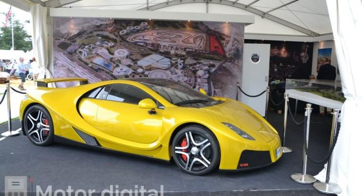 Las mejores imágenes del Goodwood Festival of Speed 2014