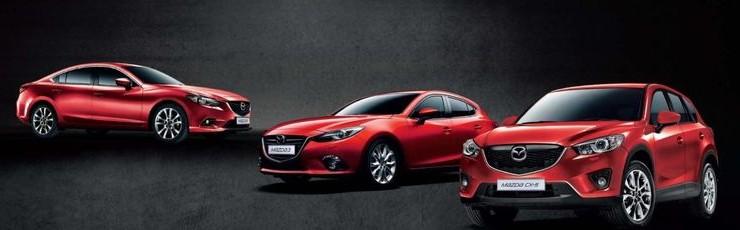 Mazda se recupera
