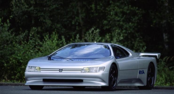 El Peugeot Quasar cumple 30 años