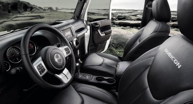 Jeep España añade a la gama del Wragler el Rubicon X