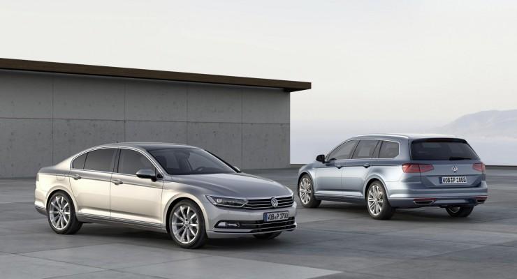 La octava generación del Volkswagen Passat ya es oficial