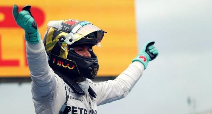 GP F1 Alemania 2014: Triplete alemán