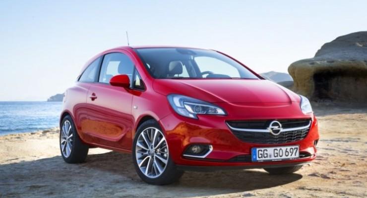 Nuevo Opel Corsa 2014