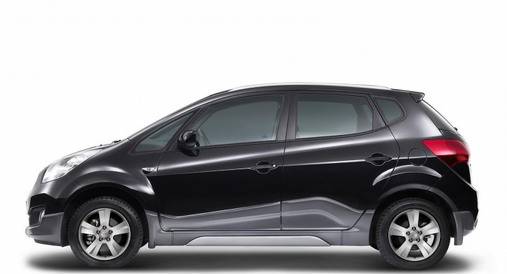Kia Italia aumenta la gama del Venga con el Venga Crossover