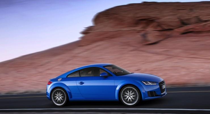 Audi nos habla de los precios del nuevo TT