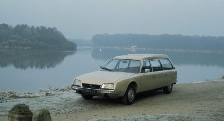 Citroën celebra el 40 cumpleaños del legendario CX