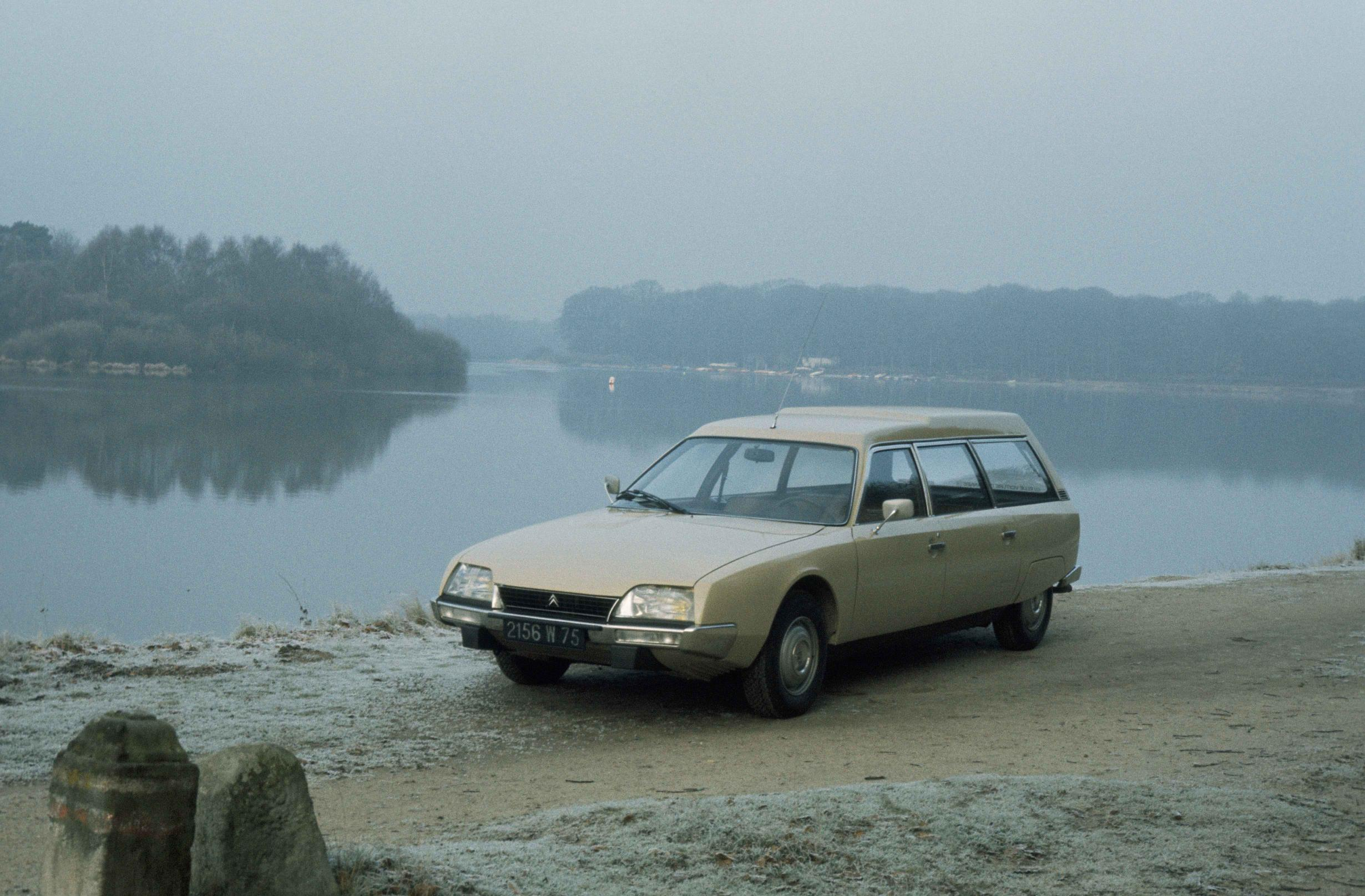 Citroën_CX_Break
