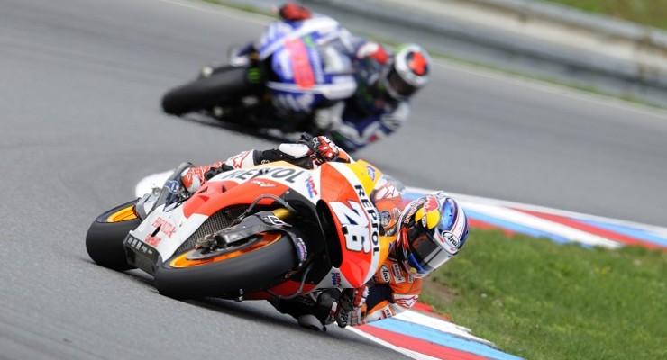 MotoGP: Pedrosa sorprende a todos en Brno