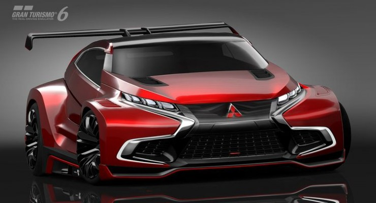 Mitsubishi Concept XR-PHEV EVOLUTION