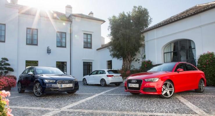 Audi A3: nuevos motores con más potencia y más eficiencia