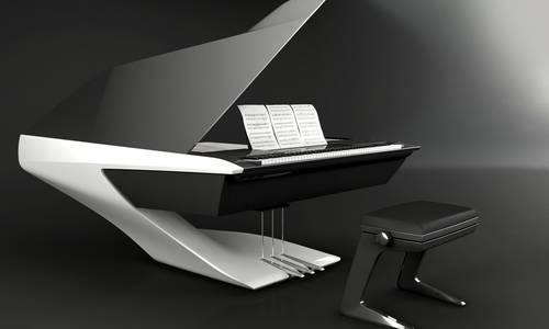 Piano diseñado por Peugeot