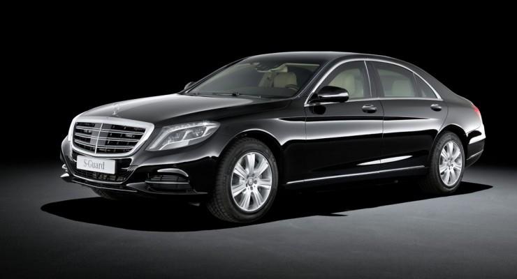 Mercedes-Benz S 600 Guard, vuelve el automóvil más seguro y lujoso de su categoría
