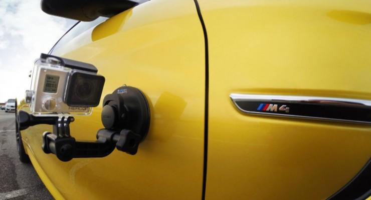 BMW se asocia con GoPro