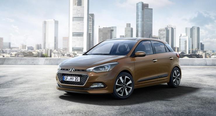 Hyundai nos muestra las primeras imágenes de la nueva generación del i20