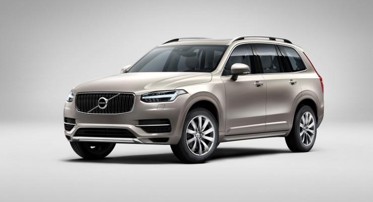 Volvo nos presenta la nueva generación del XC90 de forma oficial