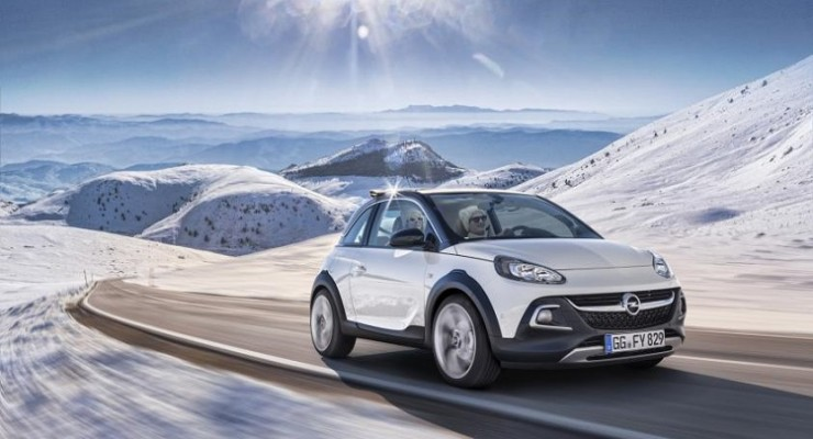 Las impresoras 3D llegan a Opel