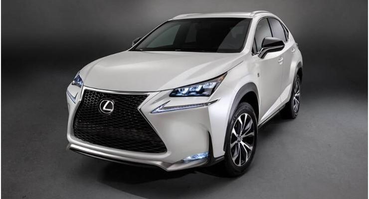 Lexus se prepara para el Salón del Automóvil de París