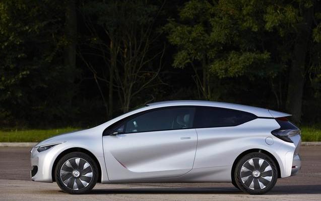 Renault EOLAB, sólo 1l/100 km