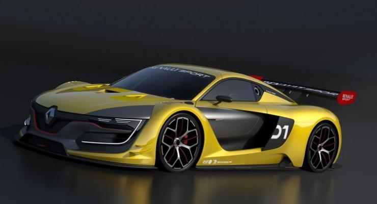 El Renault Sport R.S. 01 al completo