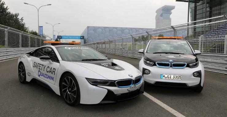 La Fórmula E ya tiene coche de seguridad