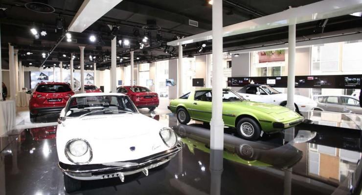 Mazda Space abre sus puertas en Barcelona