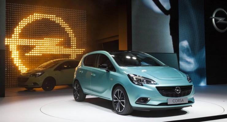 El nuevo Opel Corsa debuta en París