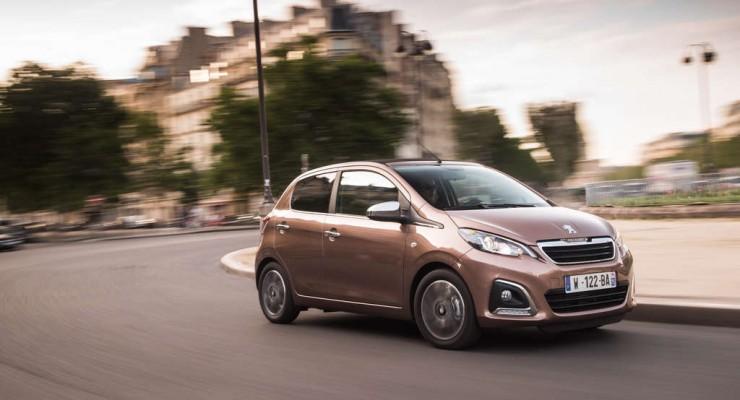 El Peugeot 108 arranca su comercialización en España