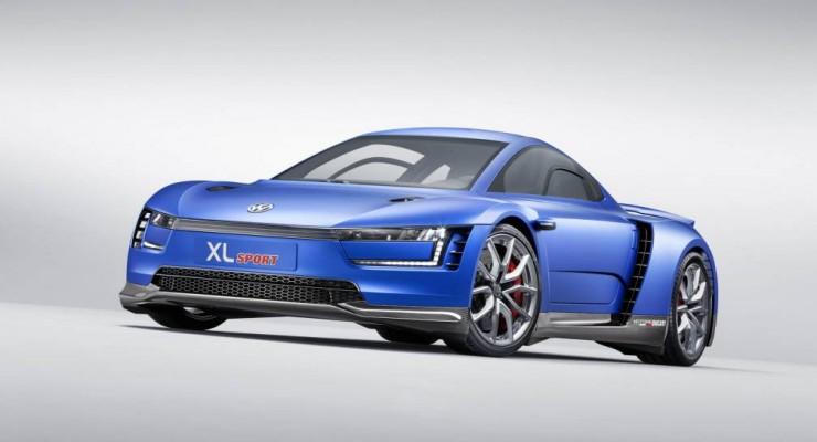 Volkswagen XL Sport, ahorrando deportivamente