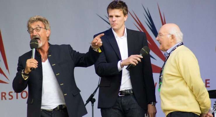 Eddie Jordan está harto de la actual Fórmula 1