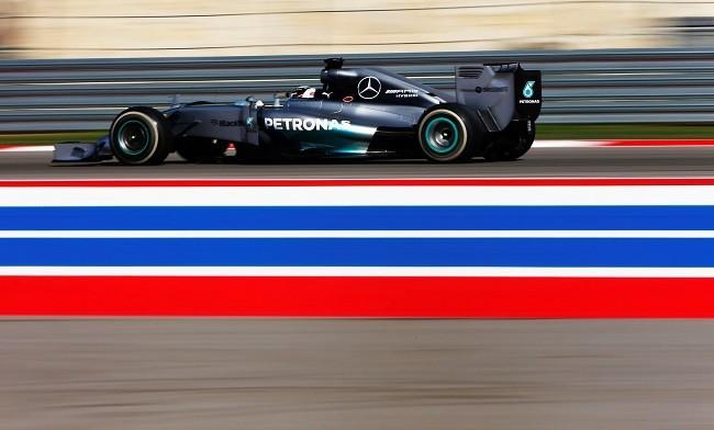 GP F1 Austin 2014: Hamilton hace las Américas